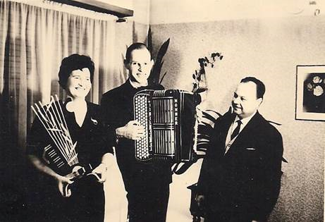 accordion conspiracy