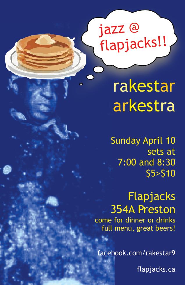 RakeStar@FlapJacks
